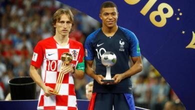 Photo of قائمة أفضل لاعبي كأس العالم … مودريتش ..مبابي .. هاري كين .. كورتو