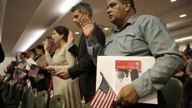 Photo of في يوم الاستقلال …منح الجنسية الأميركية ل 14 ألف شخص