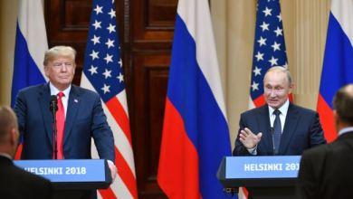 Photo of ترامب : التوافق مع روسيا أمر جيد وعلاقتنا بروسيا تغيرت للأفضل