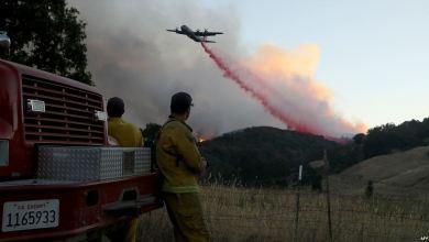 Photo of 100 رجل إطفاء أسترالي لمكافحة حرائق كاليفورنيا