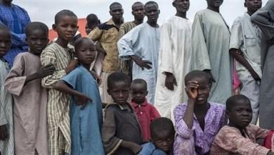 Photo of وفاة 33 طفلا في مخيم بشمال شرق نيجيريا