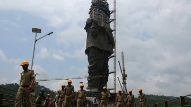 Photo of الهند تشيد أضخم تمثال في العالم