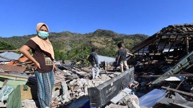 Photo of زلزال بقوة 6.6 ريختر يضرب إندونيسيا