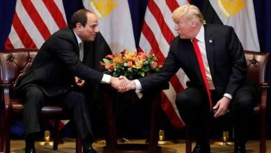 Photo of قمة مصرية أميركية .. وترامب للسيسي : ندعم جهودكم لمكافحة الإرهاب