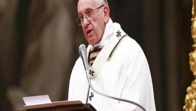 Photo of بابا الفاتيكان لأعضاء المافيا : تغيروا، والا فسوف تضيع حياتكم