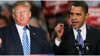 "Photo of أوباما يهاجم ""التصرفات الطائشة"" لترامب البيت الأبيض"