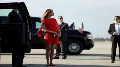 """Photo of السيدة الأولى """"ميلانيا ترامب """" تزور مصر الأسبوع القادم"""