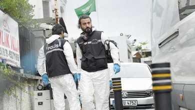 Photo of محققون أتراك يقومون بتفتيش منزل القنصل السعودى بأسطنبول