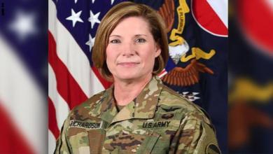 Photo of للمرة الأولى.. امرأة تترأس أكبر قيادة في الجيش الأمريكي