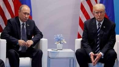 Photo of ترامب يهدد بإلغاء اجتماعه المقرر مع الرئيس الروسي فى قمة مجموعة الـ20