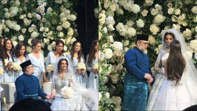 Photo of ملك ماليزيا يتزوج ملكة جمال روسيا السابقة بعد اعتناقها الإسلام