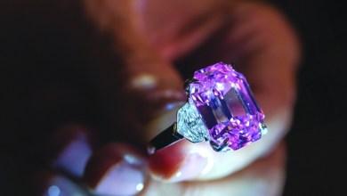 Photo of بيع أغلى ماسة في العالم .. «الإرث الوردي» بـ 50 مليون دولار