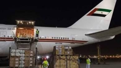 Photo of الإمارات تسير شحنة ثالثة من المساعدات للمتضررين من السيول في الأردن