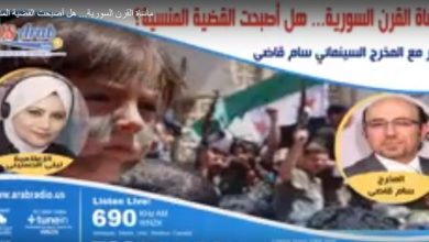 "Photo of مخرج ""غاندي الصغير"": أقترح إنشاء منظمة للمثقفين العرب لتعريف العالم بقضايانا الإنسانية"