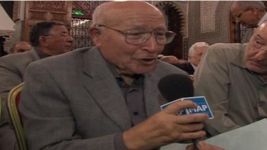 Photo of وفاة مؤلف النشيد الوطني المغربي ..الشاعر علي الصقلي عن 86 عاما