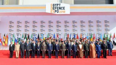 "Photo of إقبال كبير على معرض ""إيديكس 2018"" للصناعات الدفاعية والعسكرية بالقاهرة"
