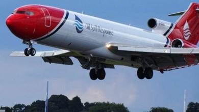 "Photo of طائرة ""بوينغ 727 "" تودع الطيران وتقوم بآخر رحلة تجارية"