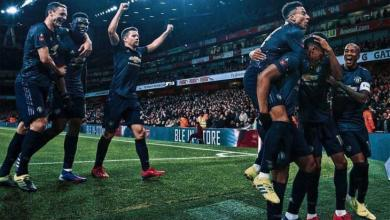 Photo of مانشستر يونايتد يواصل انتصاراته ويفوز على أرسنال 3-1 في كأس الاتحاد الإنجليزي