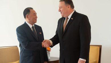 "Photo of ""بومبيو "" يجري محادثات ناجحة مع مبعوث كوريا الشمالية"