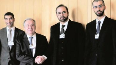Photo of الاجتماع التحضيري لقمة الأمم المتحدة للمناخ 2019 يعقد في الإمارات