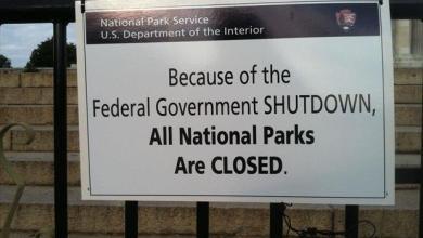 Photo of الكونجرس الأميركي : الإغلاق الحكومي أدى الى خسائر11 مليار دولار
