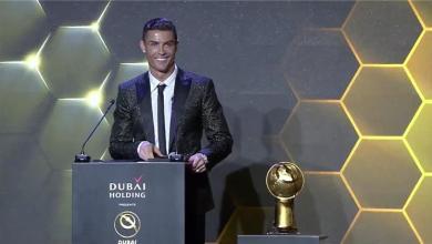 """Photo of رونالدو يفوز بجائزة """"جلوب سوكر """" كأفضل لاعب في العالم 2018"""