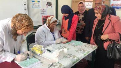 """Photo of انطلاق المرحلة الثالثة من مبادرة """"100 مليون صحة"""" بـ 7 محافظات مصرية"""