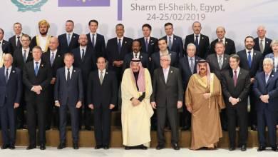 Photo of القمة العربية الأوروبية تدعو لتعزيز التعاون وقمة مقبلة في بروكسل
