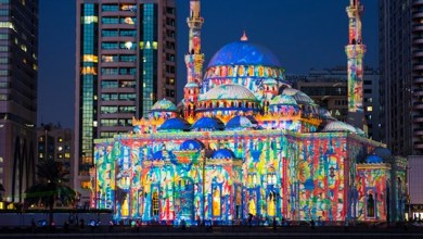 Photo of مهرجان أضواء الشارقة بدبي :تعزيز مكانة الإمارة على خريطة السياحة العالمية