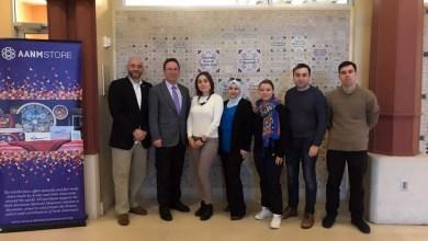 Photo of راديو صوت العرب من أميركا يستضيف وفد صحفيين من روسيا