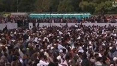 Photo of نيوزيلندا : إجراء مراسم التشييع الشعبي والرسمي لضحايا المسجدين .. ورئيسة الوزراء تشارك بالحجاب
