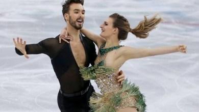 Photo of ثنائي فرنسي يفوز بذهبية العالم في التزلج الإيقاعي على الجليد