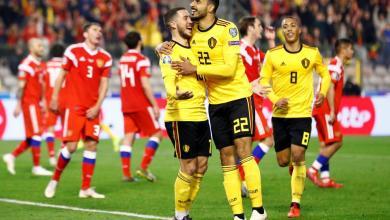 Photo of كأس الأمم الأوروبية : بلجيكا بقيادة هازارد تفوزعلى روسيا 3-1