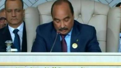 Photo of الرئيس الموريتاني: القضية الفلسطينية ستبقى قضية العرب الأولى