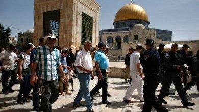 """Photo of 2230 مستوطنًا اقتحموا الأقصى خلال عيد """"الفصح"""""""