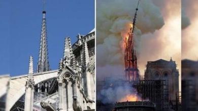 Photo of أثرياء باريس يتنافسون لترميم كاتدرائية نوتردام