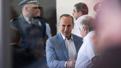 Photo of إطلاق سراح رئيس أرمينيا الأسبق بكفالة لحين محاكمته