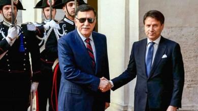 Photo of السراج يبدأ جولة دبلوماسية إلى أوروبا وسط تساؤلات عن إمكانية طلب المساندة