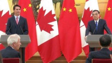 Photo of كندا ترغب في إجراء محادثات بشأن مواطنيها المحتجزين في الصين