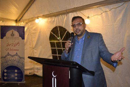 سفيان نبهان - المدير التنفيذي للمركز الإسلامي في ديترويت