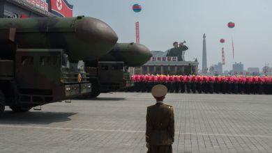 Photo of كوريا الشمالية تطلق قذيفة نحو البحر الشرقي واليابان تؤكد عدم وصولها إليها