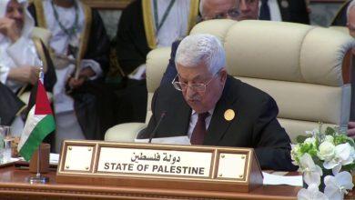 """Photo of الرئيس الفلسطيني يؤكد رفضه المطلق لـ""""صفقة القرن"""""""