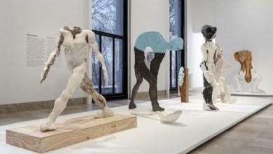 Photo of لأول مرة: باريس تقيم معرضًا لنحات الملامح الآدمية توماس هاوسيغو
