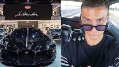 Photo of رونالدو يشتري أغلى سيارة في العالم بقيمة 11 مليون يورو