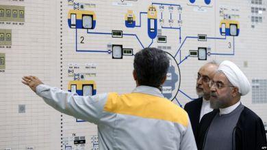 Photo of إيران ترفع مستوى إنتاج اليورانيوم منخفض التخصيب