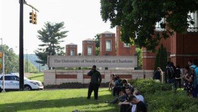 Photo of إطلاق نار في حرم جامعة شارلوت الأمريكية يسفر عن مصرع شخصين وإصابة أربعة