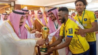 """Photo of """"التعاون"""" بطلا لكأس ملك السعودية لأول مرة في تاريخه"""