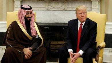 Photo of ترامب وولي العهد السعودي يبحثان هاتفيا الخطر الإيراني وسوق النفط العالمي