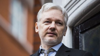 "Photo of العدل الأمريكية تطالب بريطانيا بتسليم مؤسس ""ويكيليكس"""