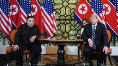 Photo of ترامب يقترح لقاء كيم في المنطقة المنزوعة السلاح بين الكوريتين
